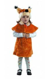 Детский костюм лесного бельчонка