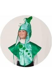 Детский костюм горошек