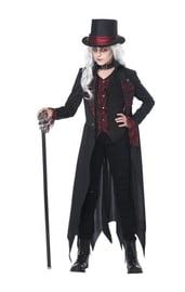 Готическая вампирша