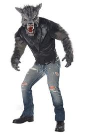 Костюм зверя волка