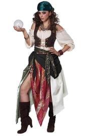 Костюм цыганки-пирата