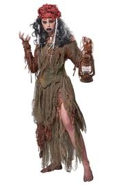 Костюм болотной ведьмы взрослый