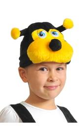 Шапочка пчелка/шмель