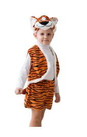 Детский костюм маленького тигрёнка