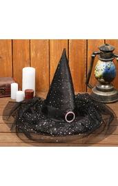 Карнавальная шляпа «Волшебница»