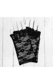 Карнавальные перчатки «Леди»