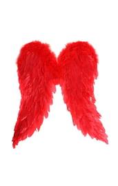 Крылья «Ангел» красные