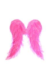 Крылья «Ангел» розовые