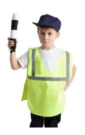 Детский набор работника ДПС