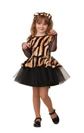 Платье для девочки Тигрица Келли
