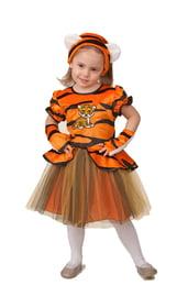 Платье для девочки Тигряша