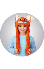 Карнавальный костюм Ушастые друзья Лиса