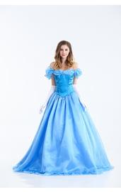 Карнавальный костюм женский Золушка
