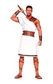 Мужской костюм греческого бога