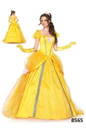 костюм принцессы Бэлль