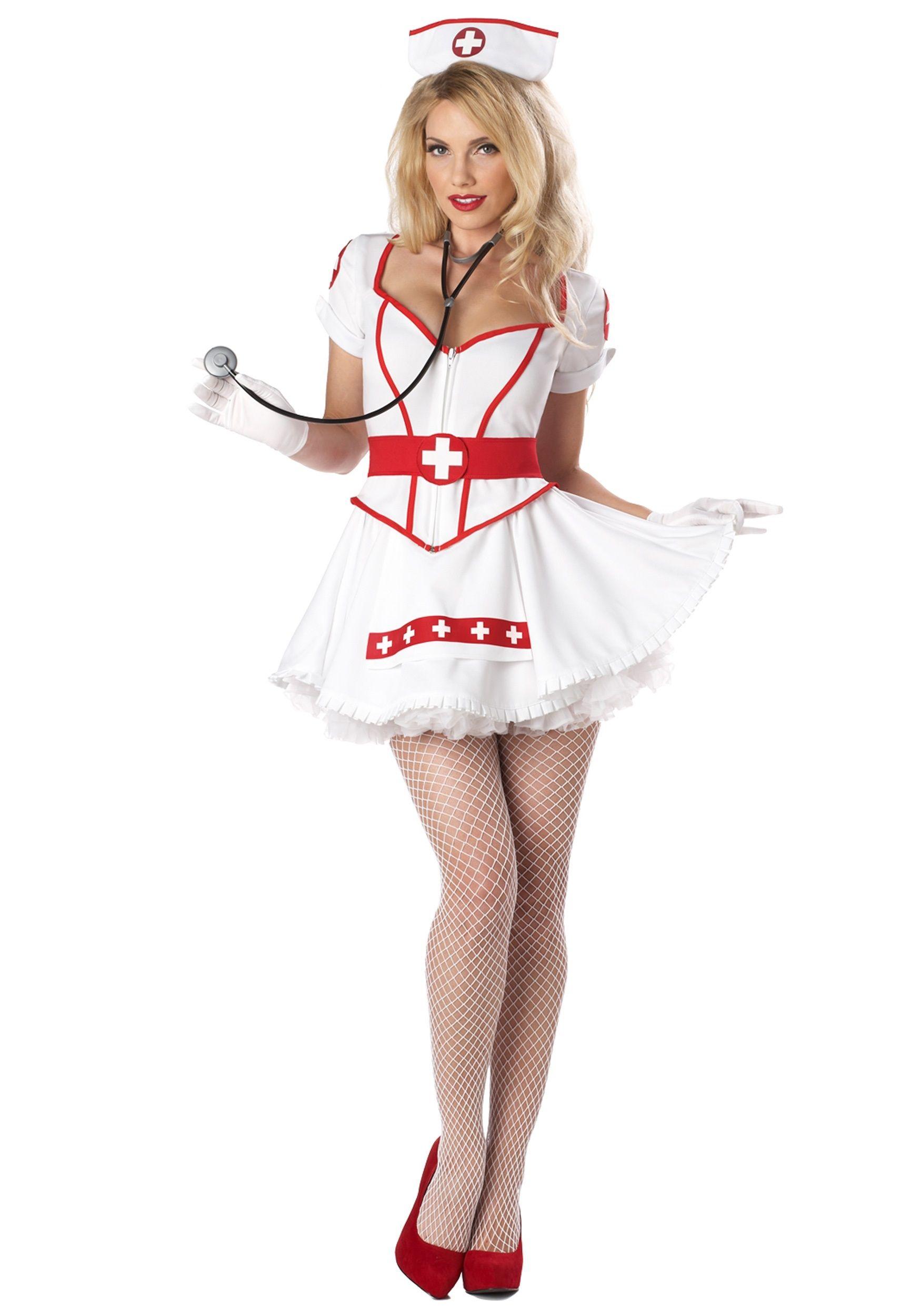 Наряд для медсестры