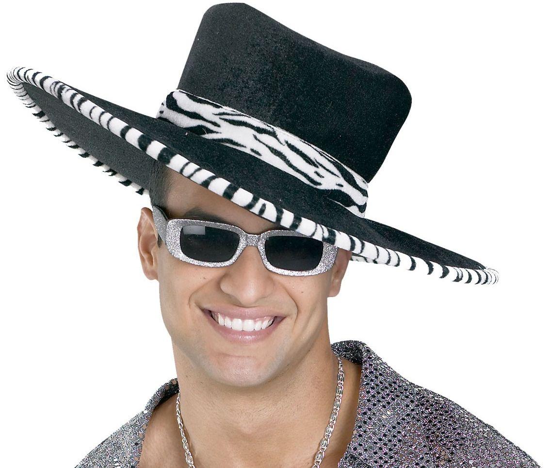 фото мужчины в шляпе и темных очках для