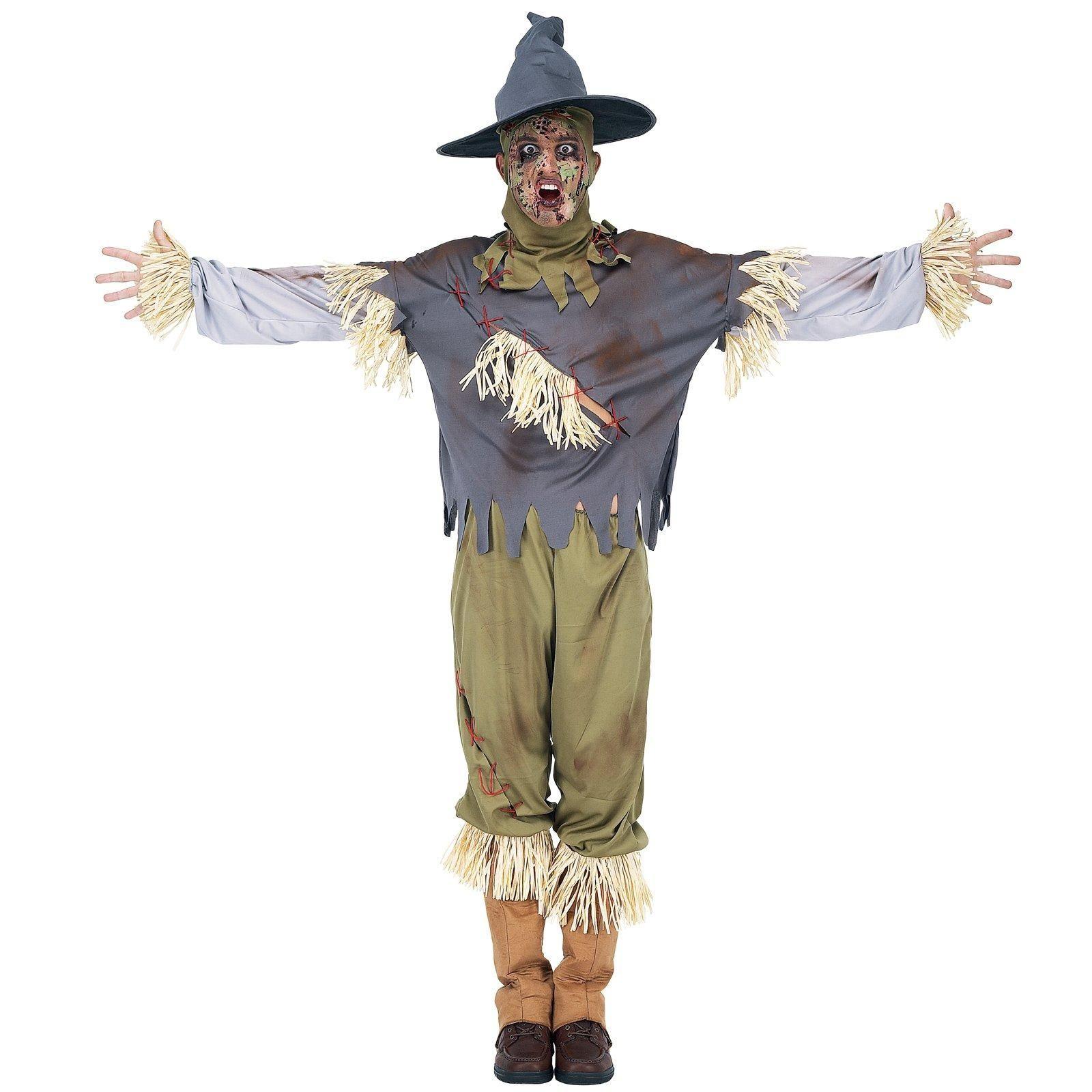 костюм пугала огородного фото