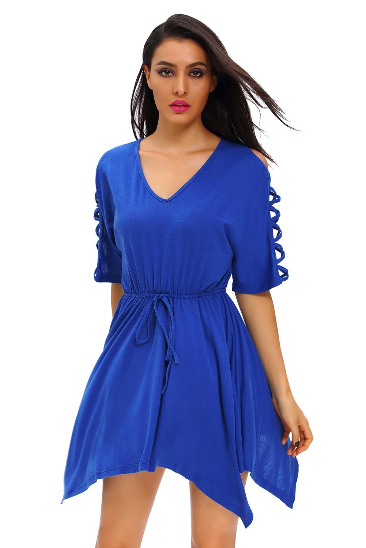 Купить Синее Платье В Интернет Магазине