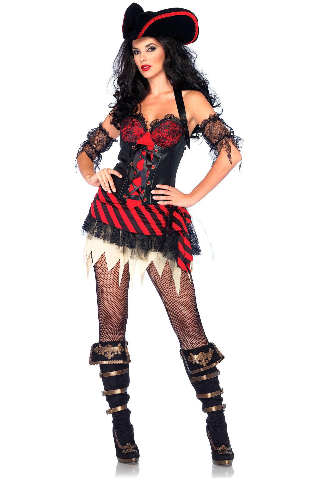 менее костюм пиратки для взрослы картинки один двух самых