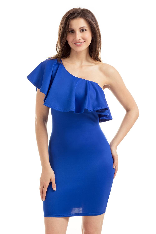 музыкальных фото с синим платьем позволяют