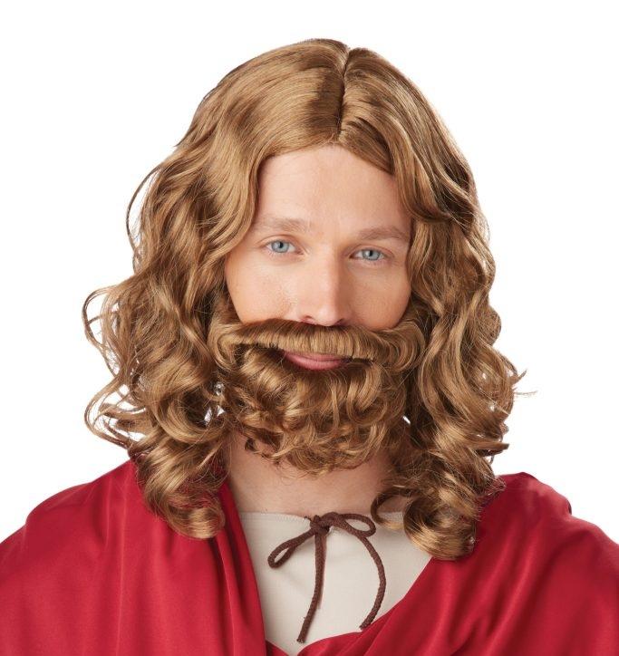 борода усы парики купить