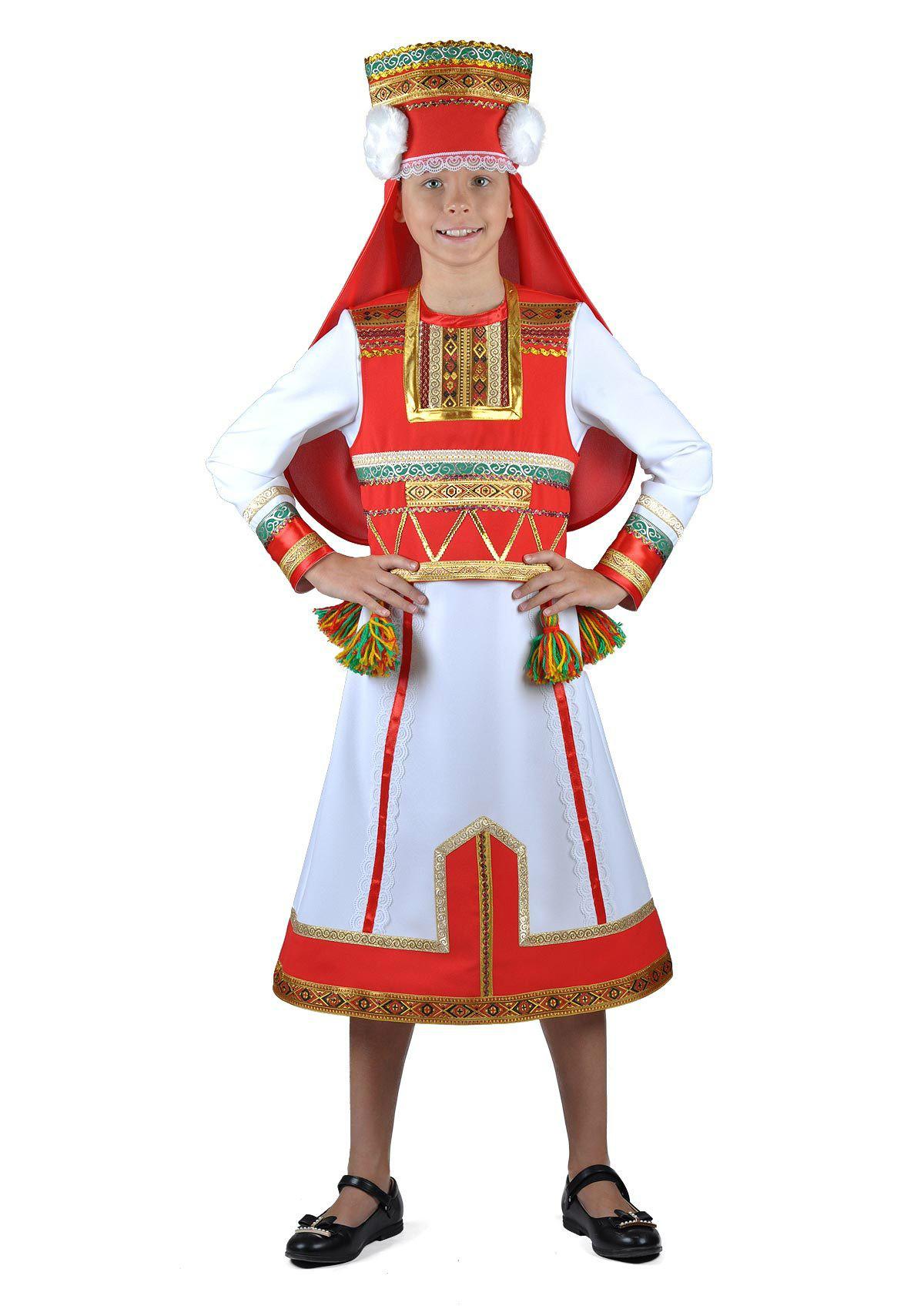 иван мордовский костюм женский картинки рисунок вздумайте