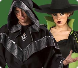 Ведьмы и колдуны