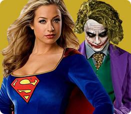 Супергерои и комиксы