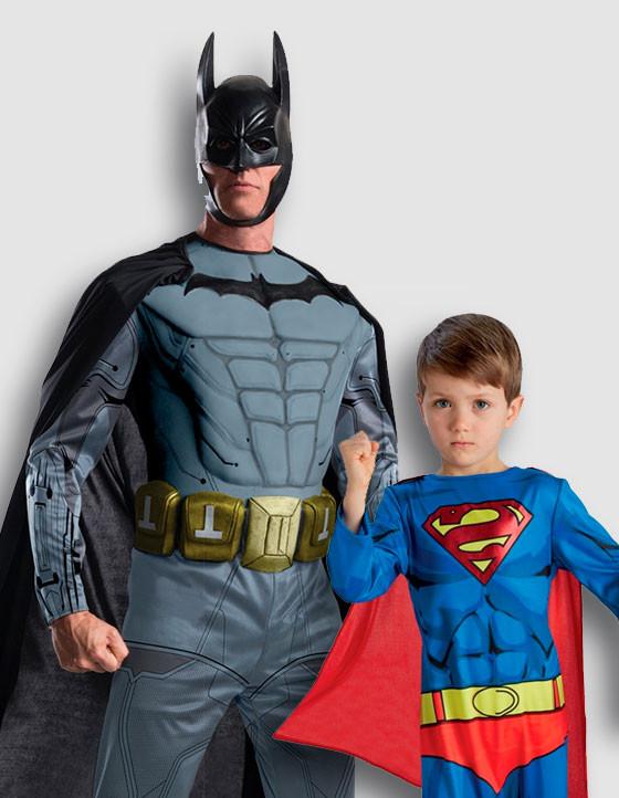 Поступление детских и мужских костюмов