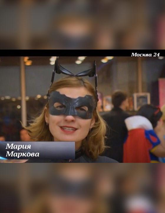 "Телеканал ""Москва 24"" подготовил новый репортаж совместно с Vkostume.ru!"