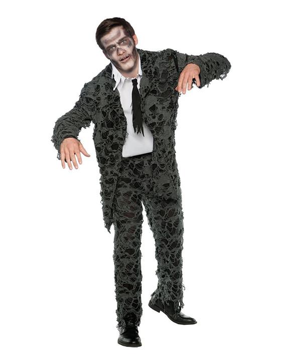 Костюм зомби на Хэллоуин своими руками: как создать оригинальный образ?