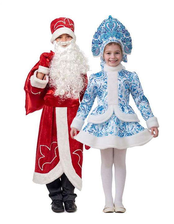 Новогодние костюмы для мальчика и девочки своими руками: как создать оригинальный наряд?
