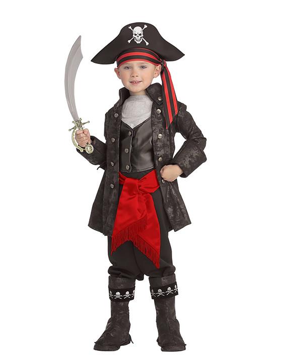Как создать костюм пирата: гроза морей и вечеринок