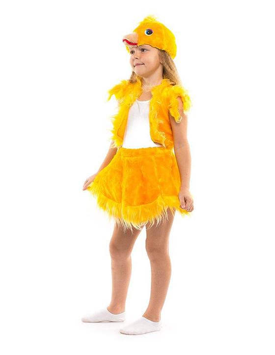 Как сделать костюм цыпленка своими руками