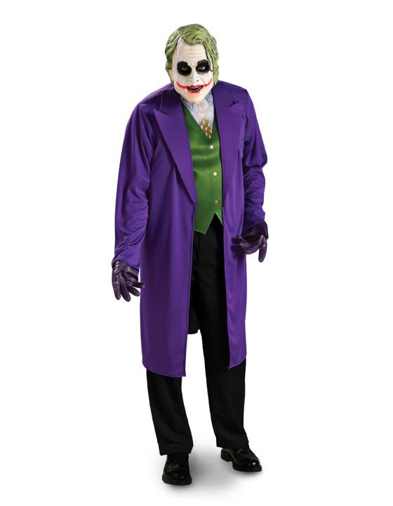 Как сделать костюм Джокера своими руками