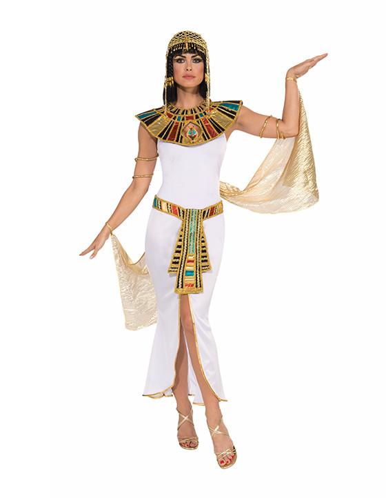 Как сделать костюм Клеопатры своими руками