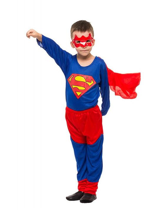 Как сделать костюм супермена: образ сверхчеловека за пару дней