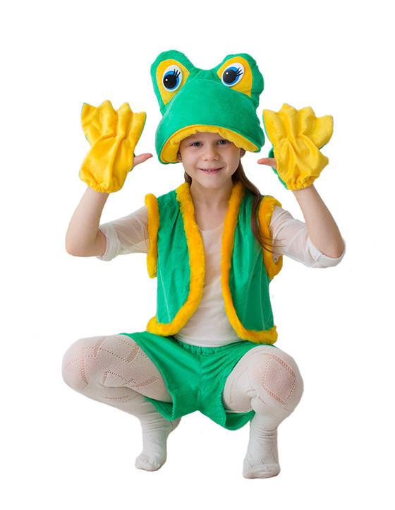 Как сделать костюм лягушки своими руками