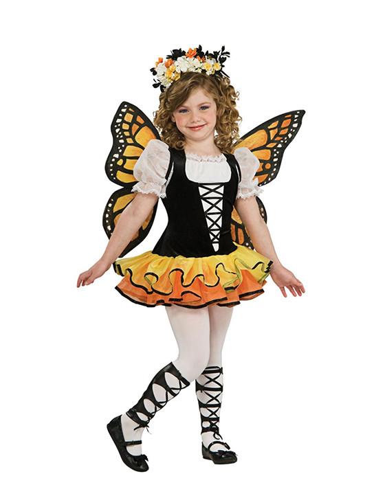 Как сделать костюм бабочки своими руками: очаровательный образ для маленькой феи