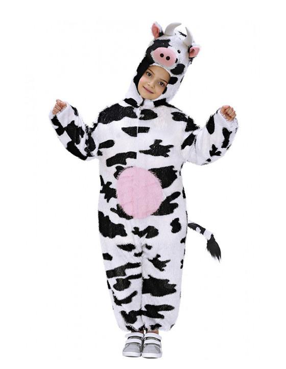 Как сделать костюм коровы своими руками