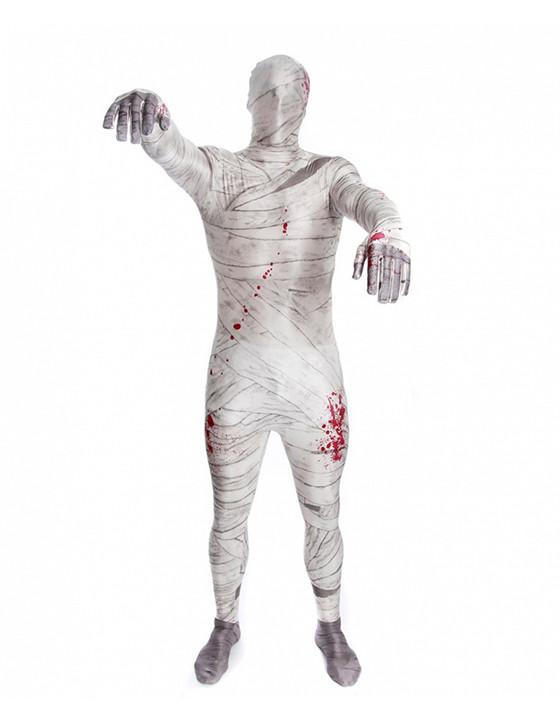 Как сделать костюм мумии своими руками: подготовка бинтов и создание образа