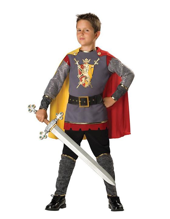 Как сделать костюм рыцаря своими руками: простые идеи для средневекового героя