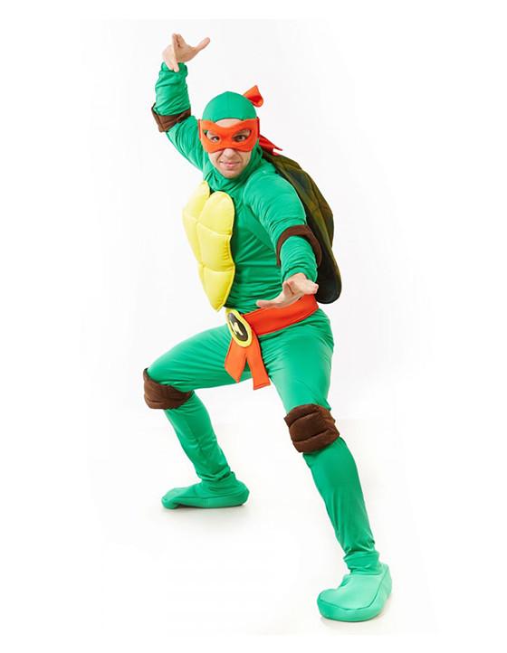 Как сделать костюм Черепашки-Ниндзя для подростка: полезные советы